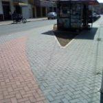 Piso de concreto - Obras