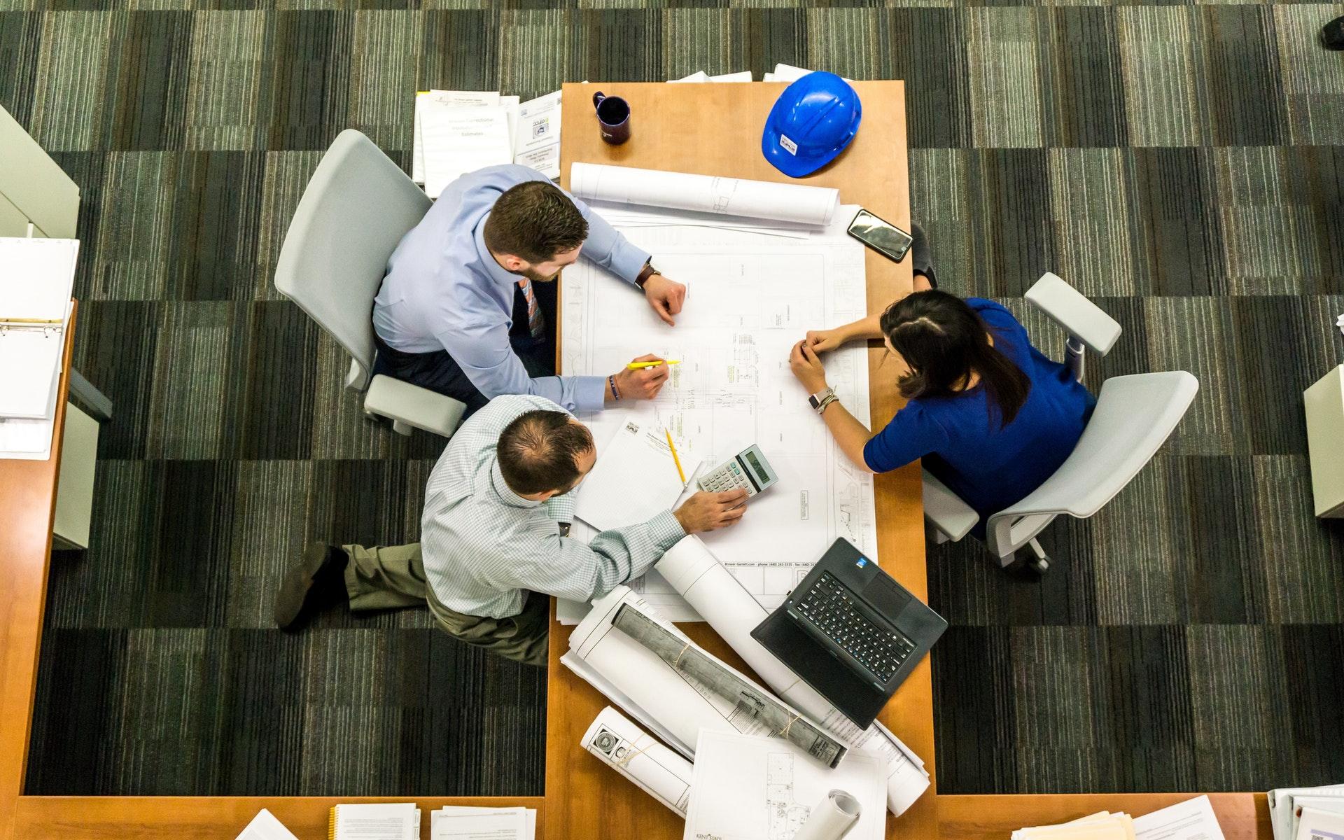 planejamento de obra Inova Concreto