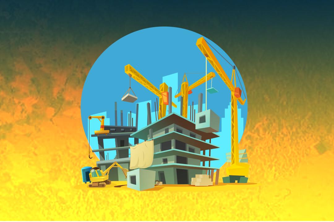 construir ou comprar