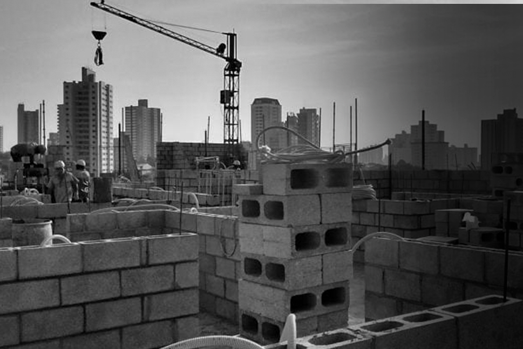 O que é alvenaria estrutural