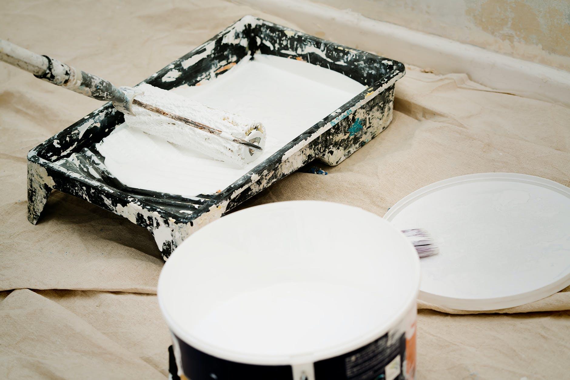 Como pintar blocos de concreto