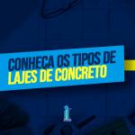Lajes de concreto